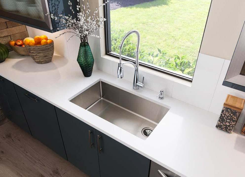 Best Single Bowl Kitchen Sinks